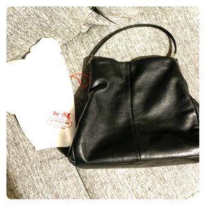 Coach purse (black)